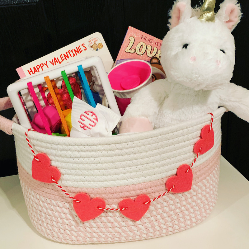 Valentine Gifts For Baby Sarah Chesworth